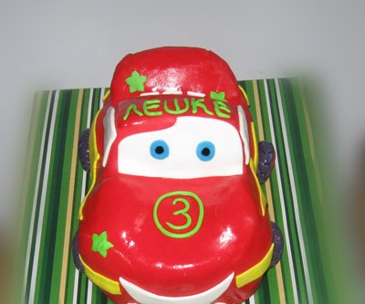 "Торт ""Внедорожник"" - фото шаг 8"