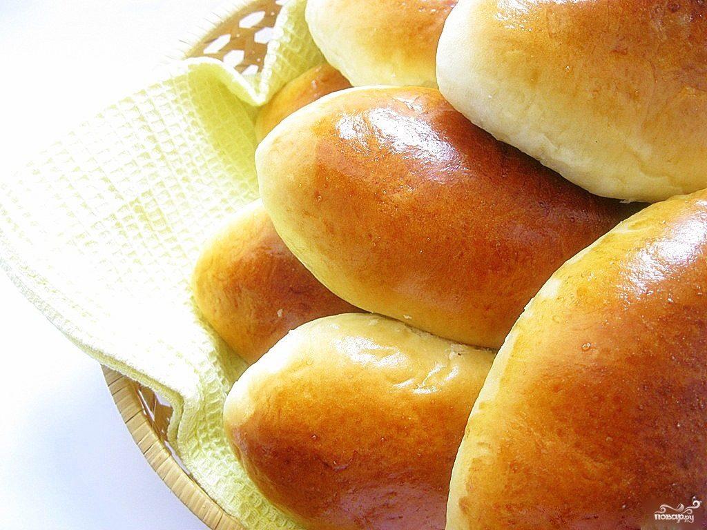 Рецепт Пирожки с картошкой и жареным луком