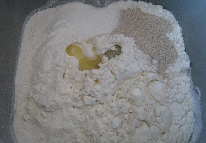 Рецепт Гриссини с сыром