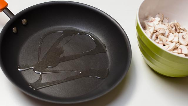 Суфле из кабачков под грибным соусом  - фото шаг 5
