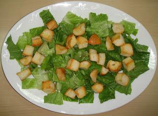 Клубный салат с креветками - фото шаг 3