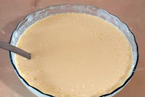 Блинчики, фаршированные печенью - фото шаг 2