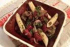 Салат с грибами вкусный