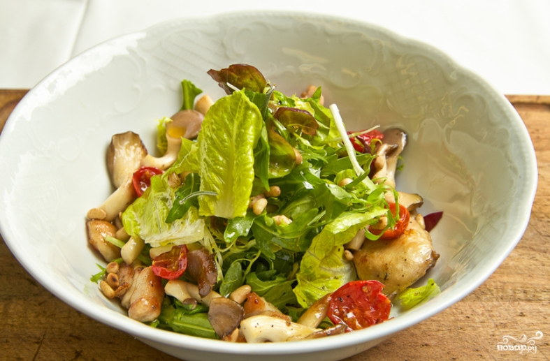 Салат из мяса кроля - фото шаг 7