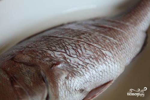 Рыба в кокосовом молоке - фото шаг 1