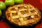 Яблочный пирог Радость