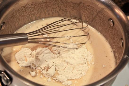 "Торт ""Наполеон"" по-домашнему - фото шаг 4"