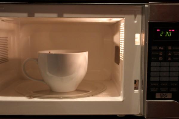Кекс в кружке за 5 минут - фото шаг 3