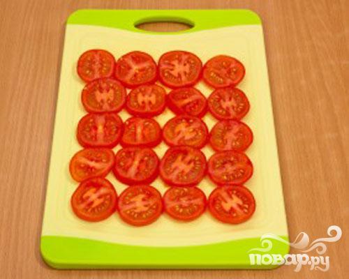 Картофель, запеченный с помидорами и сыром - фото шаг 2
