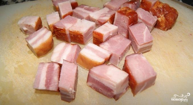 Рагу из картофеля и мяса - фото шаг 3