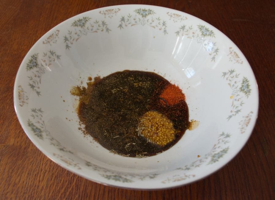 Маринад для мяса в духовке  - фото шаг 3