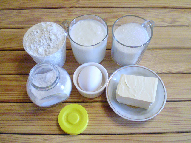 Рецепт Кексики на кефире