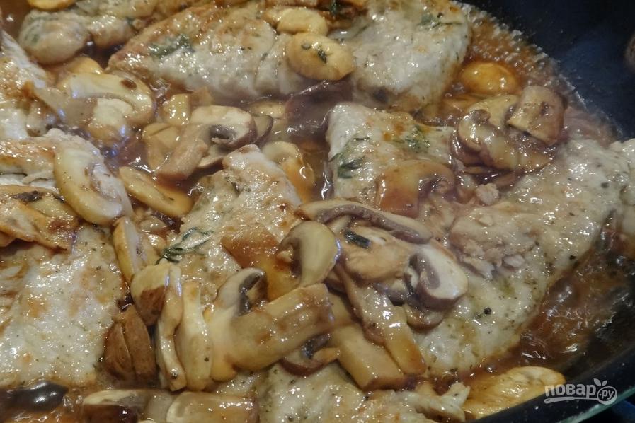 индейка в духовке рецепт филе с картошкой в