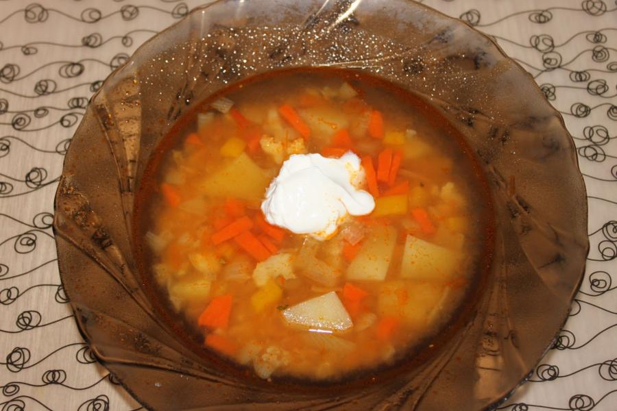 Быстрый суп в мультиварке рецепты с фото