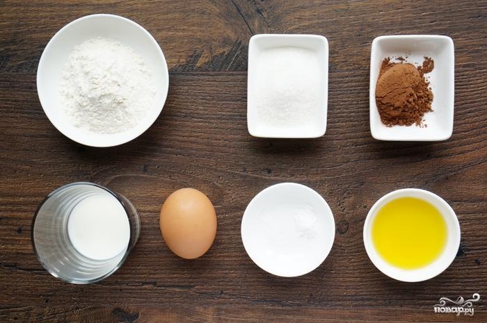 Как приготовить кекс в микроволновке