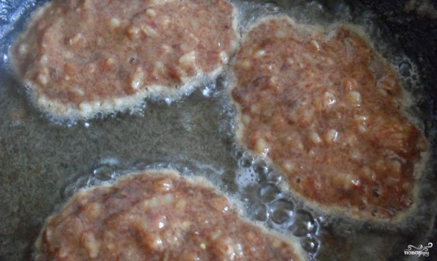 Гречка с фаршем пошаговый рецепт