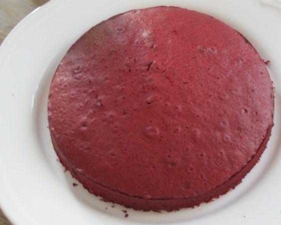 Торт красный - фото шаг 11