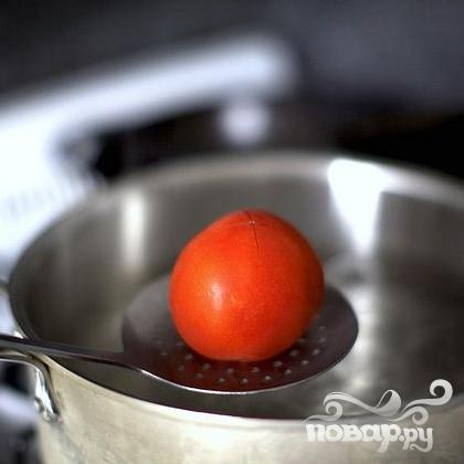 Томатный соус с морковью и сельдереем - фото шаг 1