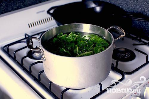 Рагу с фасолью и мангольдом - фото шаг 2