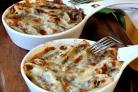 Кабачки, запеченные со сметаной и сыром