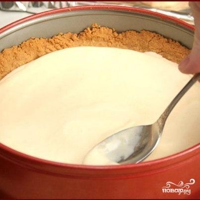 Пирог со сгущенкой - фото шаг 6