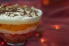 Слоеный десерт