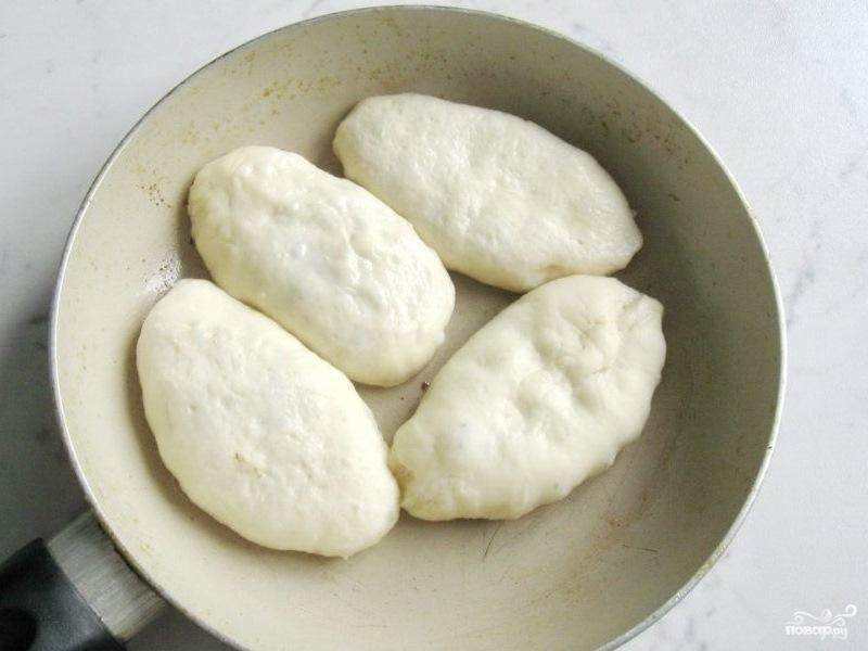 Пирожки с чечевицей - фото шаг 3