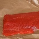 Рецепт Запеченный лосось в гранатовом соусе