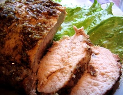Свинина в пакете для запекания - фото шаг 4