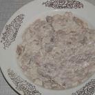 """Рецепт Салат """"Подсолнух"""""""