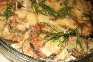 Запеканка овощная с курицей - фото шаг 9