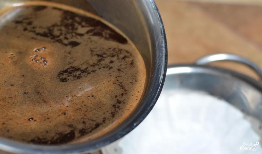 Холодный кофе - фото шаг 2
