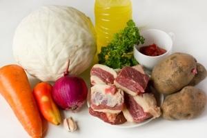 Рецепт Свежие щи с говядиной