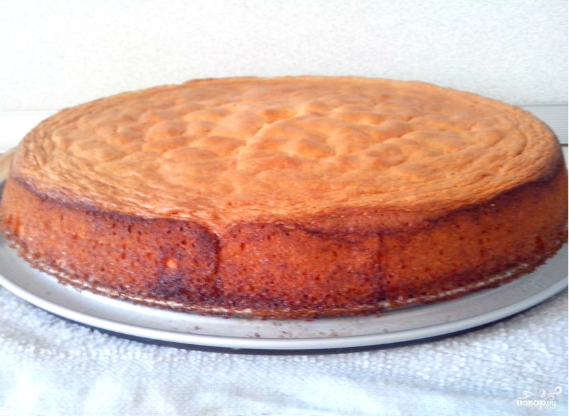 Торт с маскарпоне пошагово