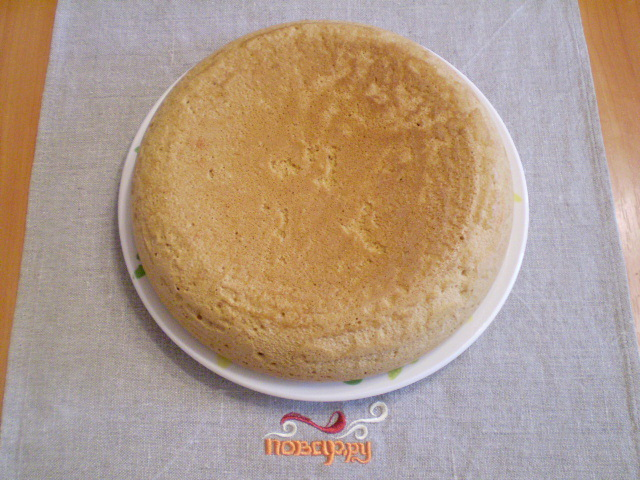 Быстрый пирог к чаю - фото шаг 7