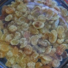Рецепт Капуста кале с изюмом и орехами