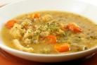 Суп с рисом в мультиварке