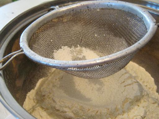 Рецепт Блины с дырочками на кефире