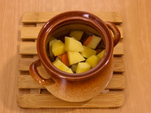 Суп из баранины и овощей - фото шаг 9