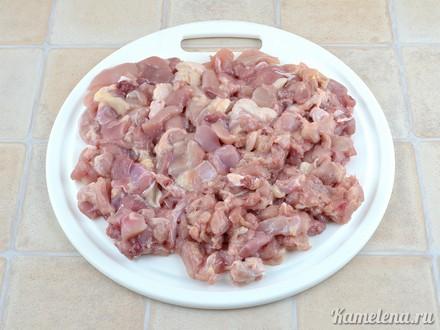 Рецепт Куриный рулет в желе