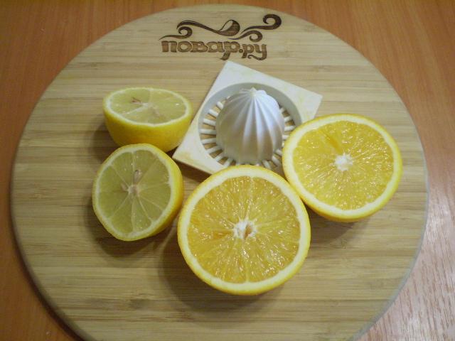 Варенье из тыквы с апельсином и лимоном - фото шаг 5