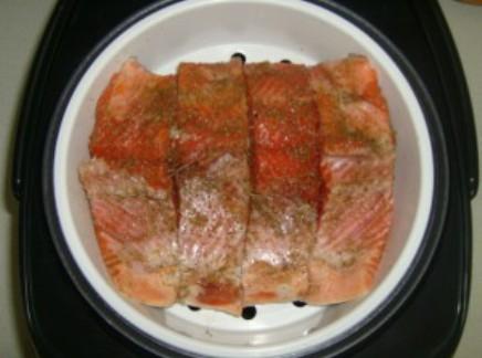 Рыба в мультиварке - фото шаг 3