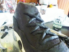"Торт ""Кеды"" - фото шаг 8"