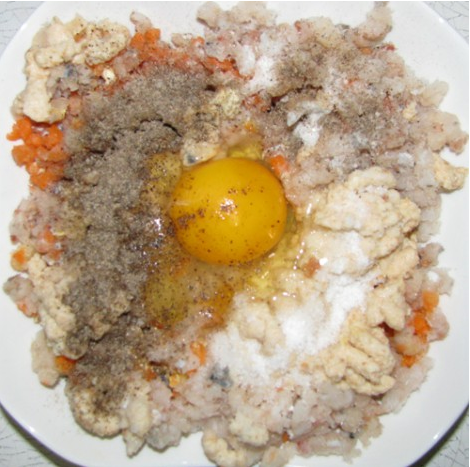 Рецепт Вкусные рыбные котлеты