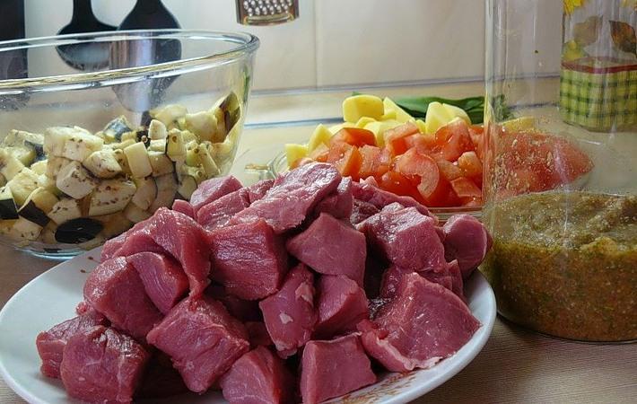 Чанахи из говядины - фото шаг 2