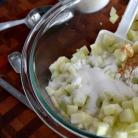 Рецепт Яблочный пирог с имбирем и корицей