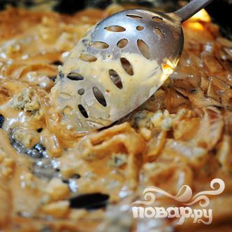 Стейк в сырном соусе - фото шаг 11