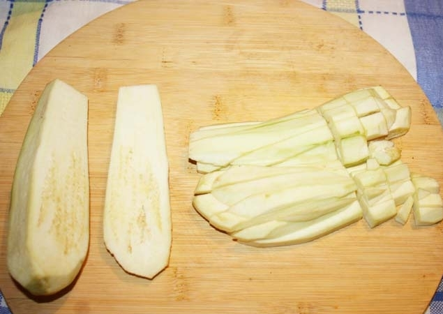 Рецепт Баклажаны по-милански