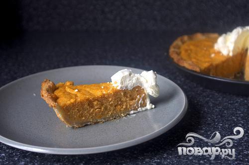 Пирог из сладкого картофеля - фото шаг 3