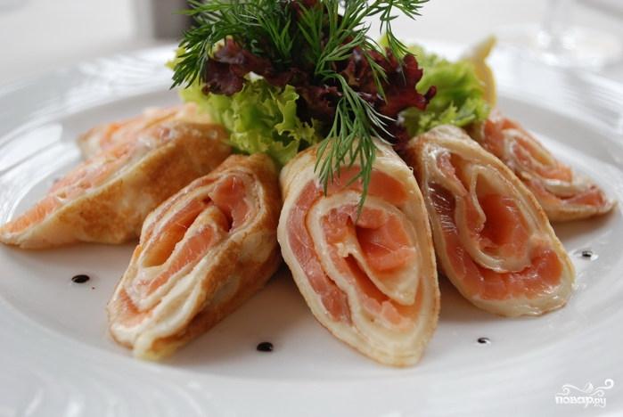 Вкусные блинчики на молоке пошаговый рецепт с фото с капустой и яйцом